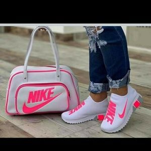 Nike duffle set